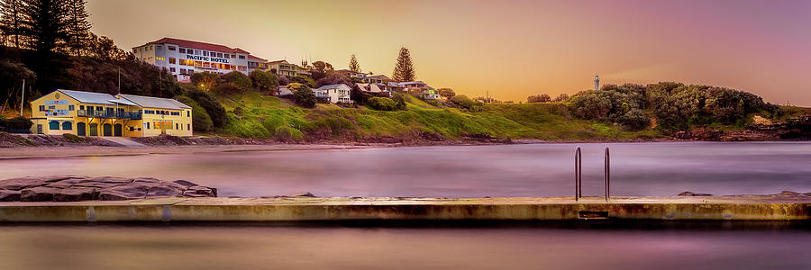 Yamba - New South Wales by Michael Lees