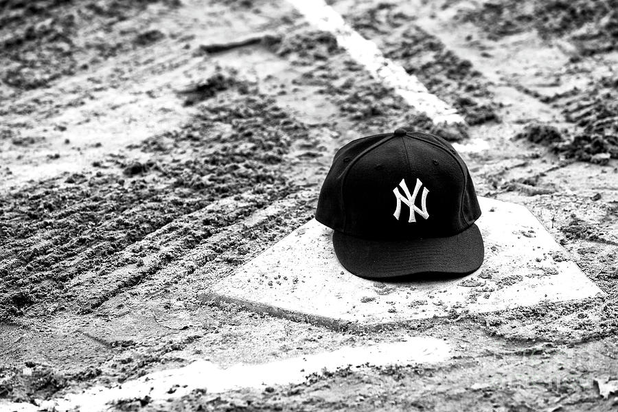 Yankee Home Photograph - Yankee Home by John Rizzuto
