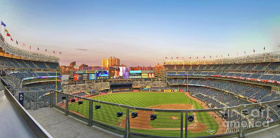 Yankee Stadium 2 Photograph