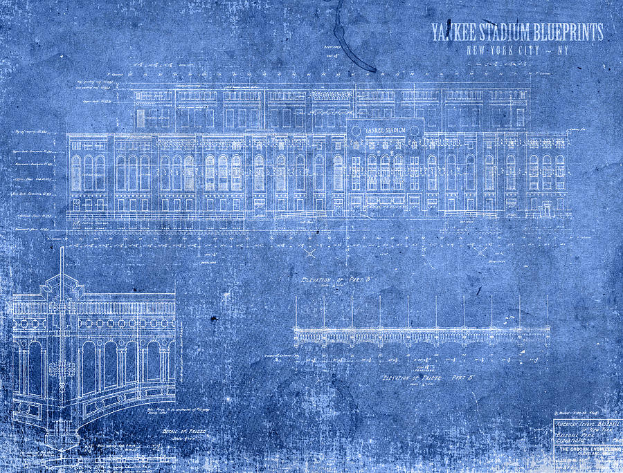 List of synonyms and antonyms of the word new yankee stadium blueprint image gallery new yankee stadium blueprint malvernweather Gallery