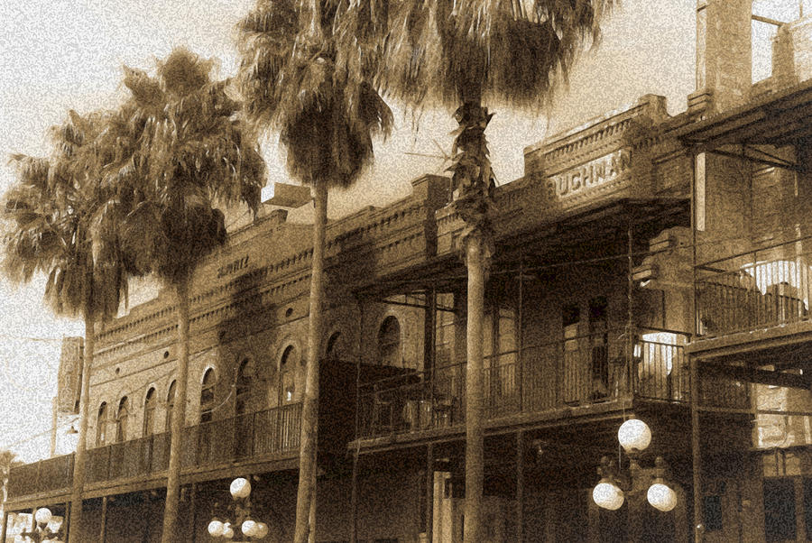 Tampa Photograph - Ybor City by Patrick  Flynn