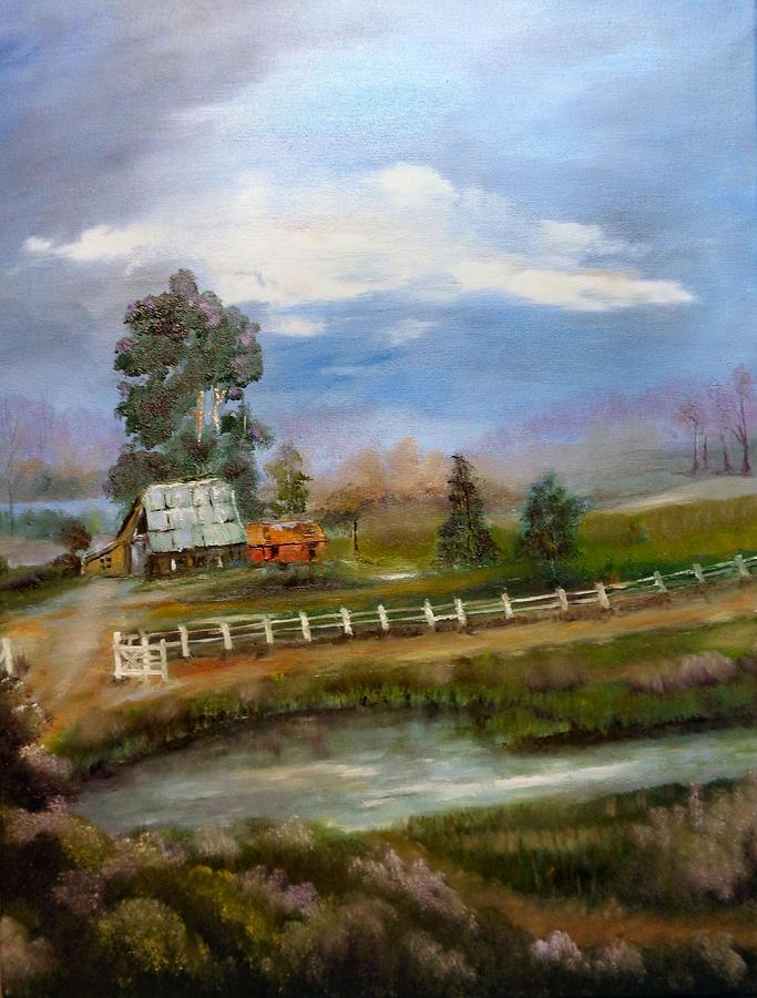 Ye Ole Barn by Arlen Avernian - Thorensen