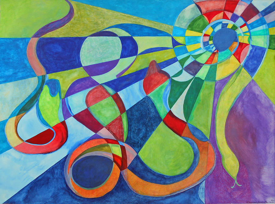 Year of the Snake by Laura Joan Levine