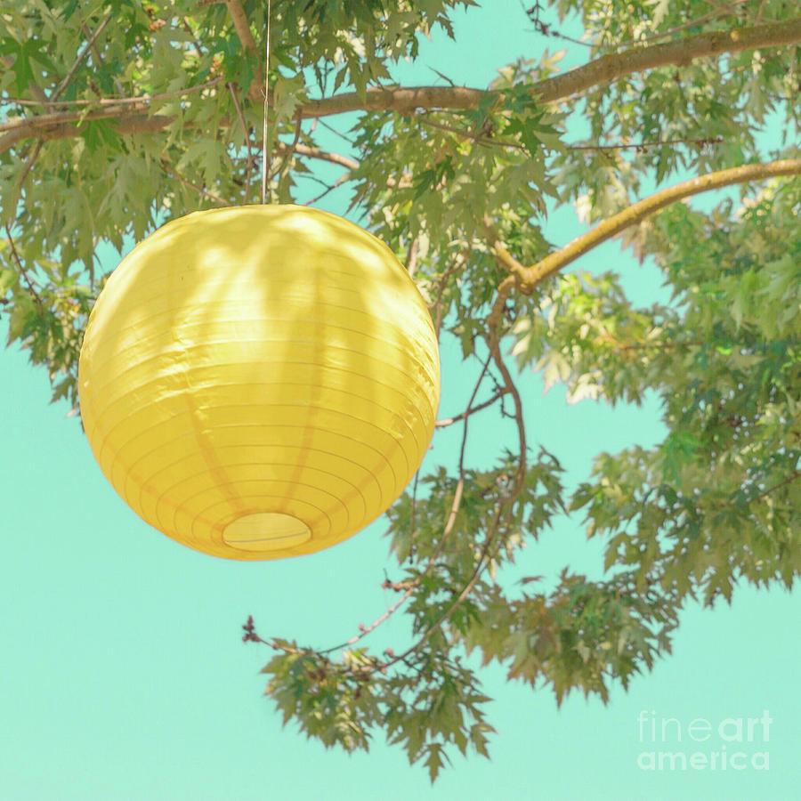 Yellow Lantern by Cindy Garber Iverson