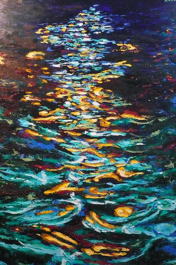 Artists Who Paint Water Reflections