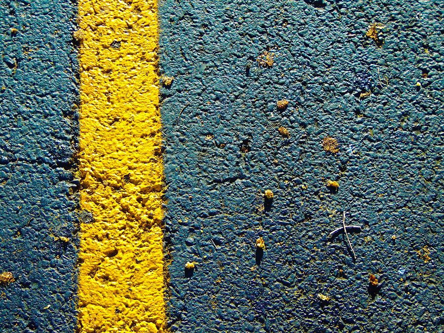 Yellow Line by Andre Peraza