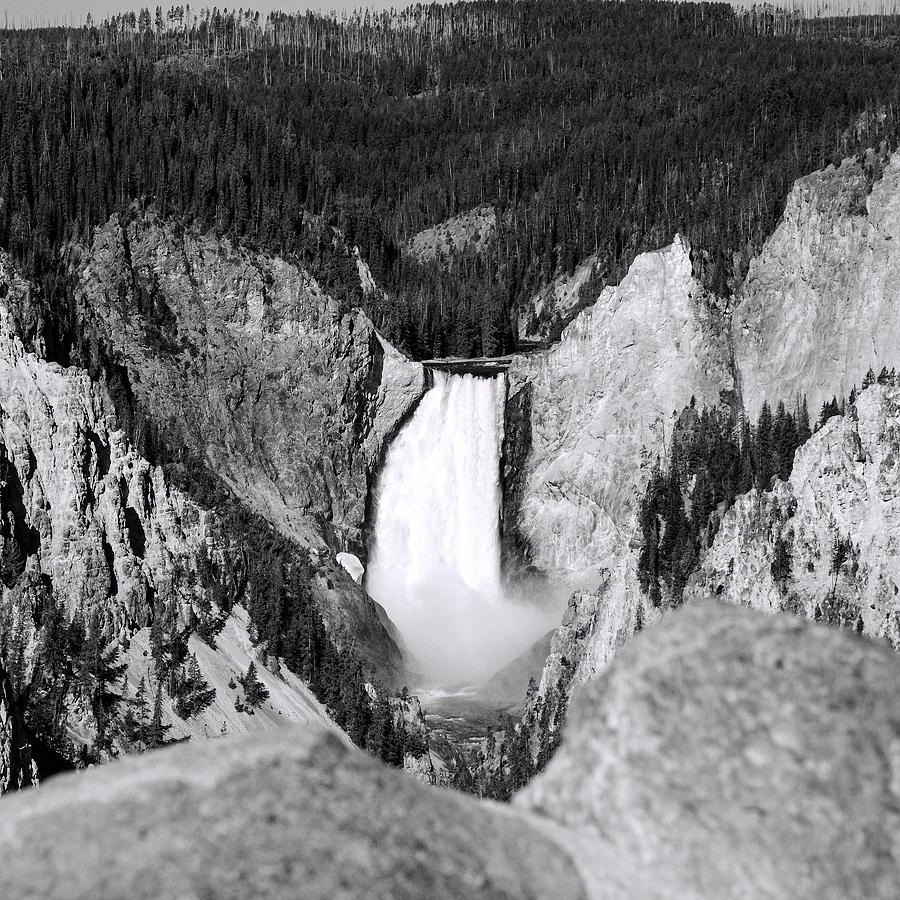 America Photograph - Yellowstone 142 by Ingrid Smith-Johnsen