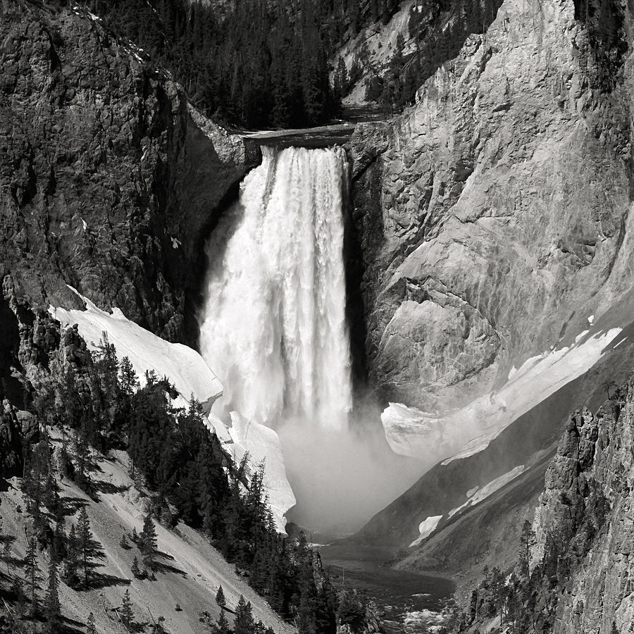 America Photograph - Yellowstone 143 by Ingrid Smith-Johnsen