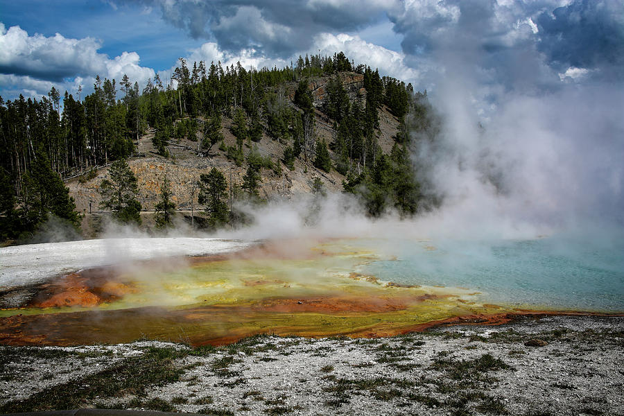Yellowstone Colors #13 by Scott Read