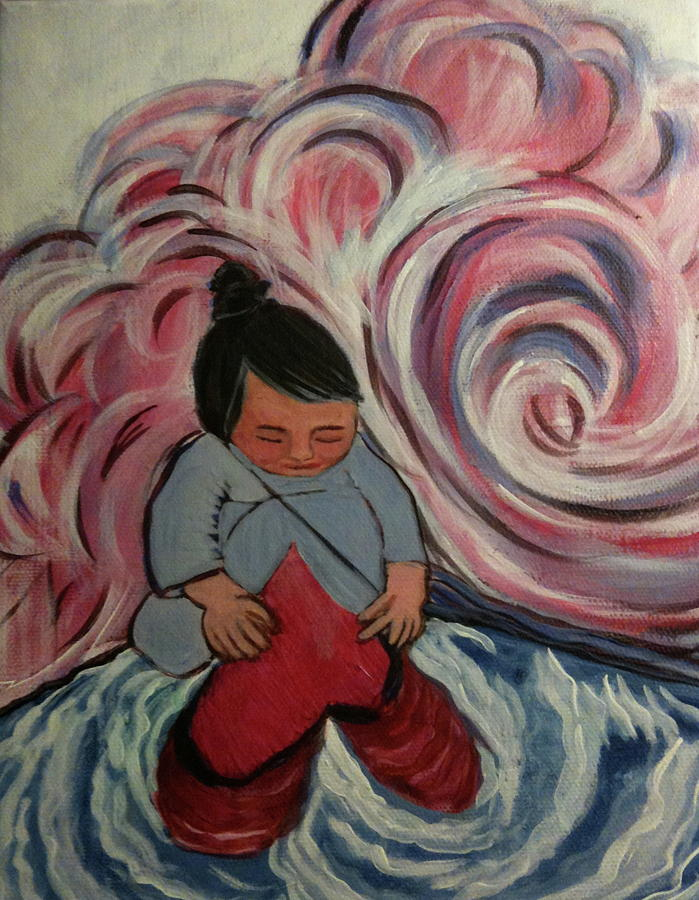 Love Painting - Yesterdays Gone by Juliann Sweet