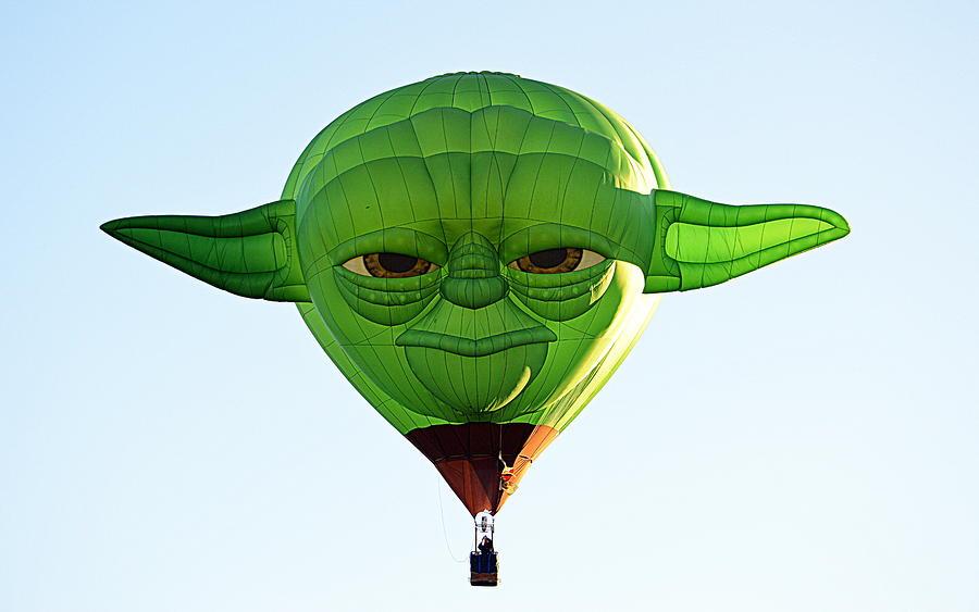 Yoda  by AJ Schibig