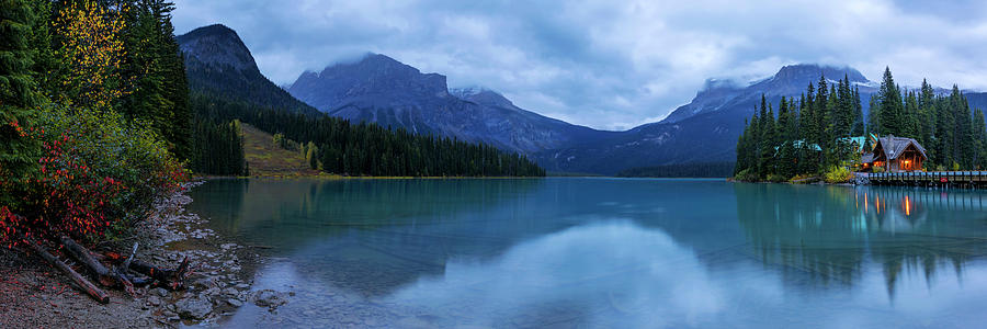Yoho Photograph - Yoho by Chad Dutson