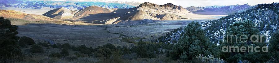California Photograph - Yolo Panorama by Norman Andrus