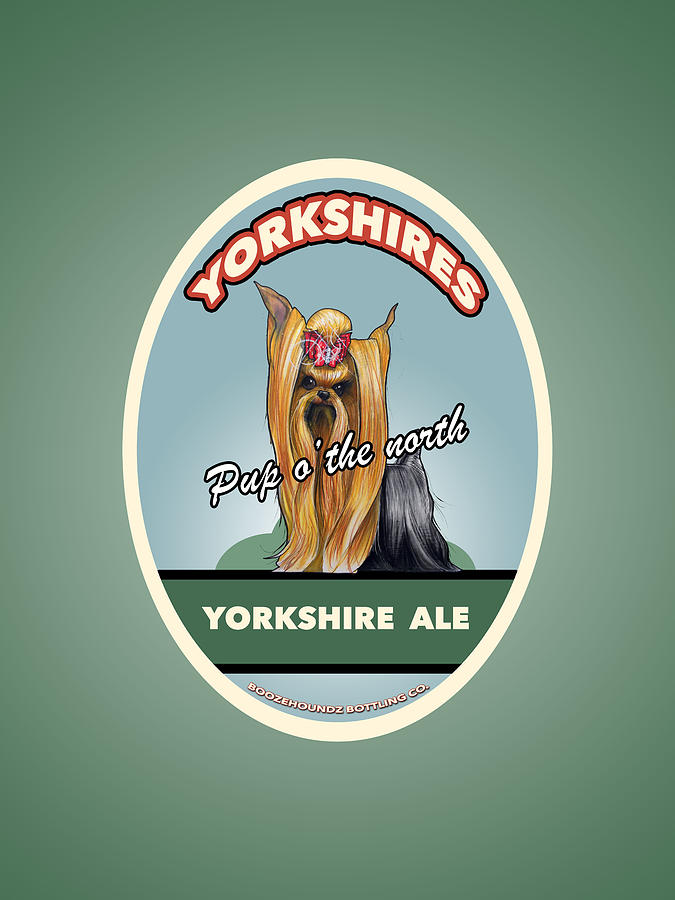 Yorkshire Ale Drawing