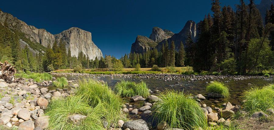 Yosemite Photograph - Yosemite - El Capitan by Gary Cloud