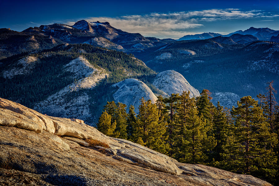 Yosemite Photograph - Yosemite Morning by Rick Berk