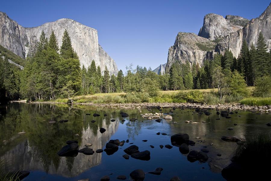 Yosemite Photograph - Yosemite Valley by William Evans