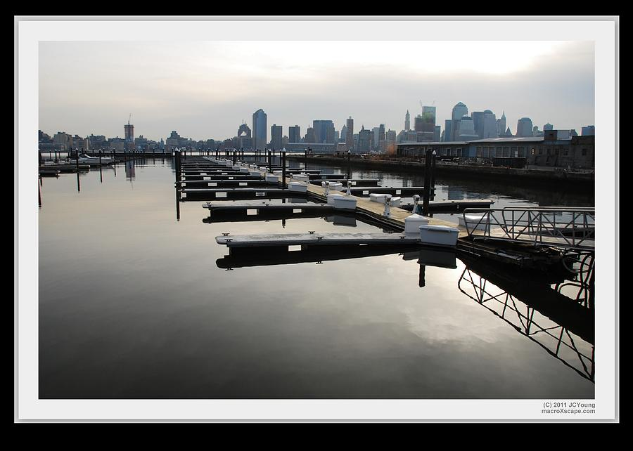 Manhattan Photograph - You Are Always On Our Mind by JCYoung MacroXscape