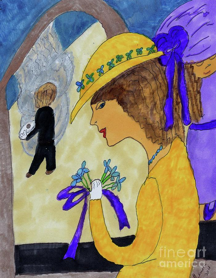 You Don't Have to be Flower girl if You Don't Want to But by Elinor Helen Rakowski