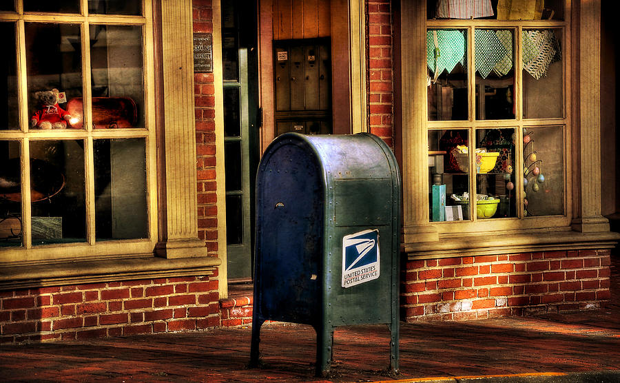 Mail Box Photograph - You Got Mail by Todd Hostetter