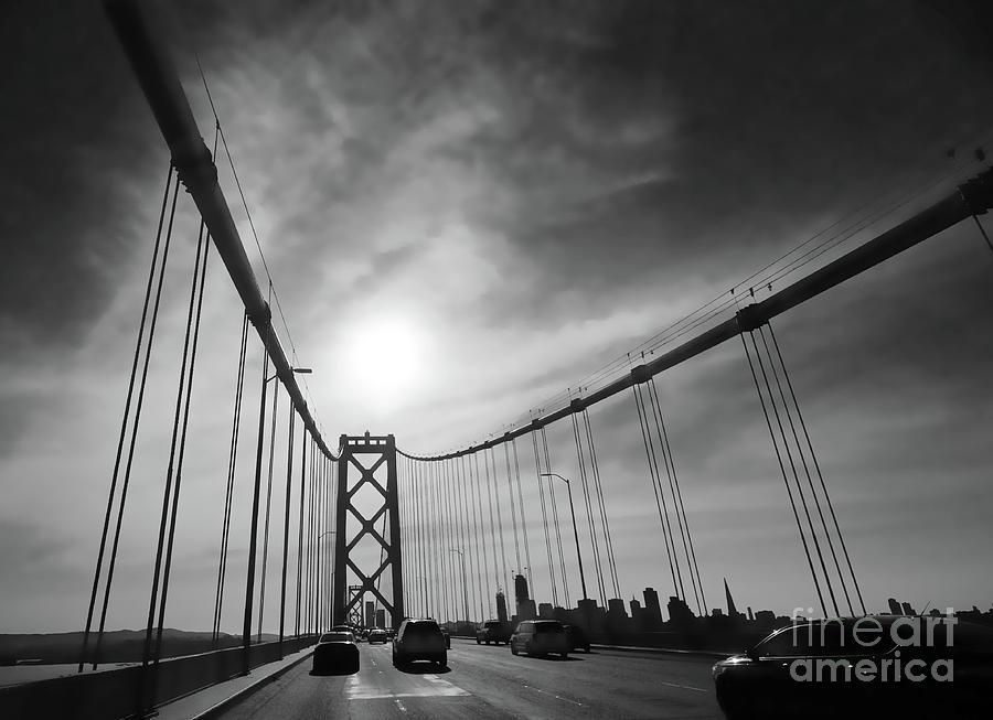 San Francisco Photograph - You Have Arrived by Jennifer Ramirez