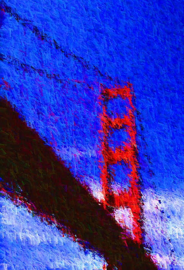 Golden Gate Bridge Photograph - You Know What It Is by Paul Wear