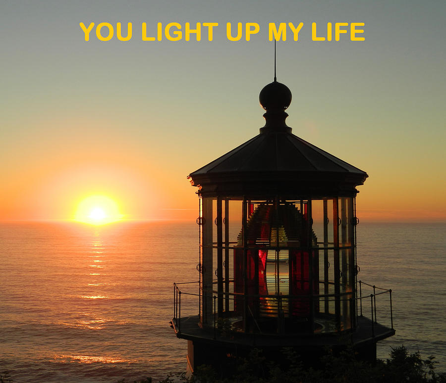 You Light Up My Life by Gallery Of Hope