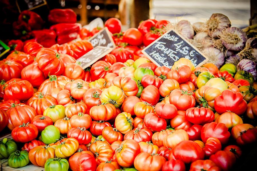 Europe Photograph - You Say Tomato by Jason Smith