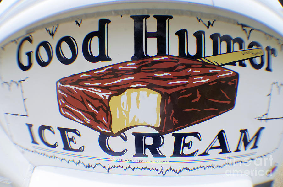 You Sream I Scream We All Scream For Ice Cream Photograph