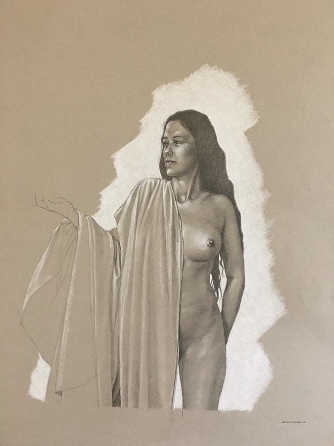 YOUNG MODEL by Hernan Miranda