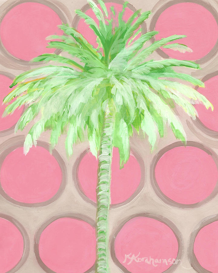 Your Highness Palm Tree by Kristen Abrahamson