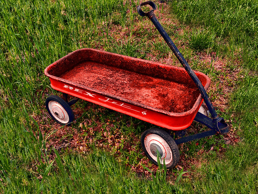 Your Little Red Wagon by Morgan Carter