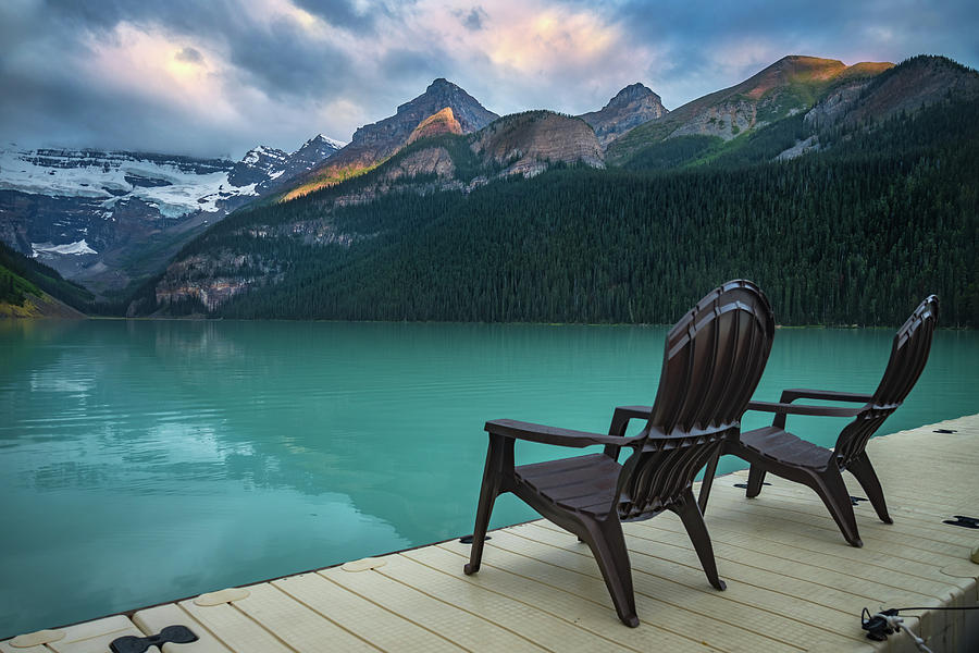 Banff Photograph - Your Next Vacation Spot by William Freebilly photography