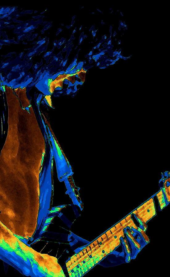 Van Halen Photograph - Youre So Good by Ben Upham