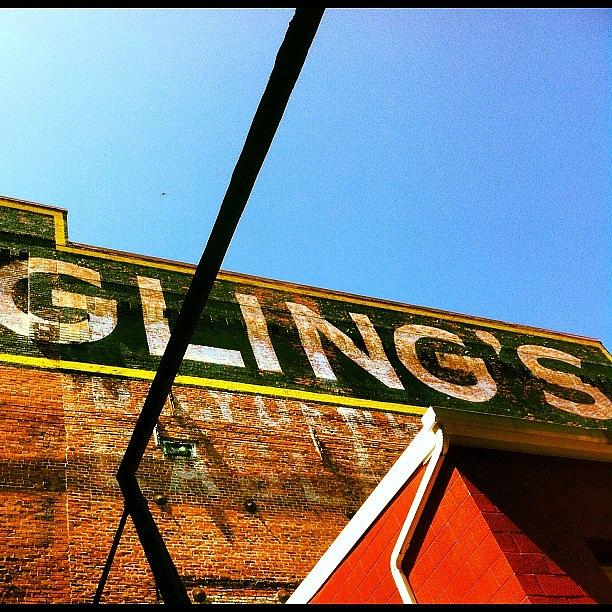 Architecture Photograph - Yuenglings by Jordan Roberts