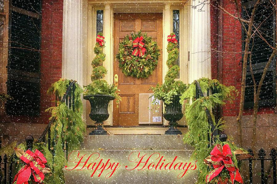 Yuletide Steps to a Happy Holiday by Sylvia J Zarco