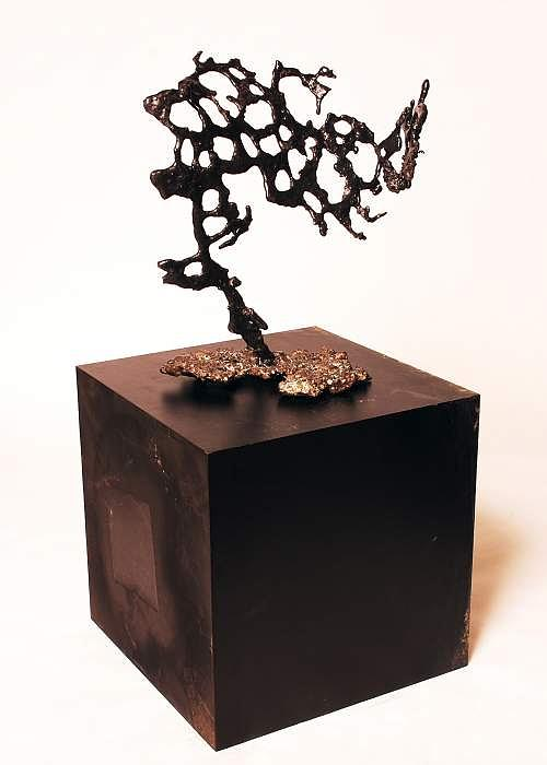 Yum Yum Tree Sculpture by Jerry Schmidt