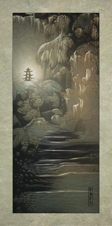 Yurei  by Gerry Morgan