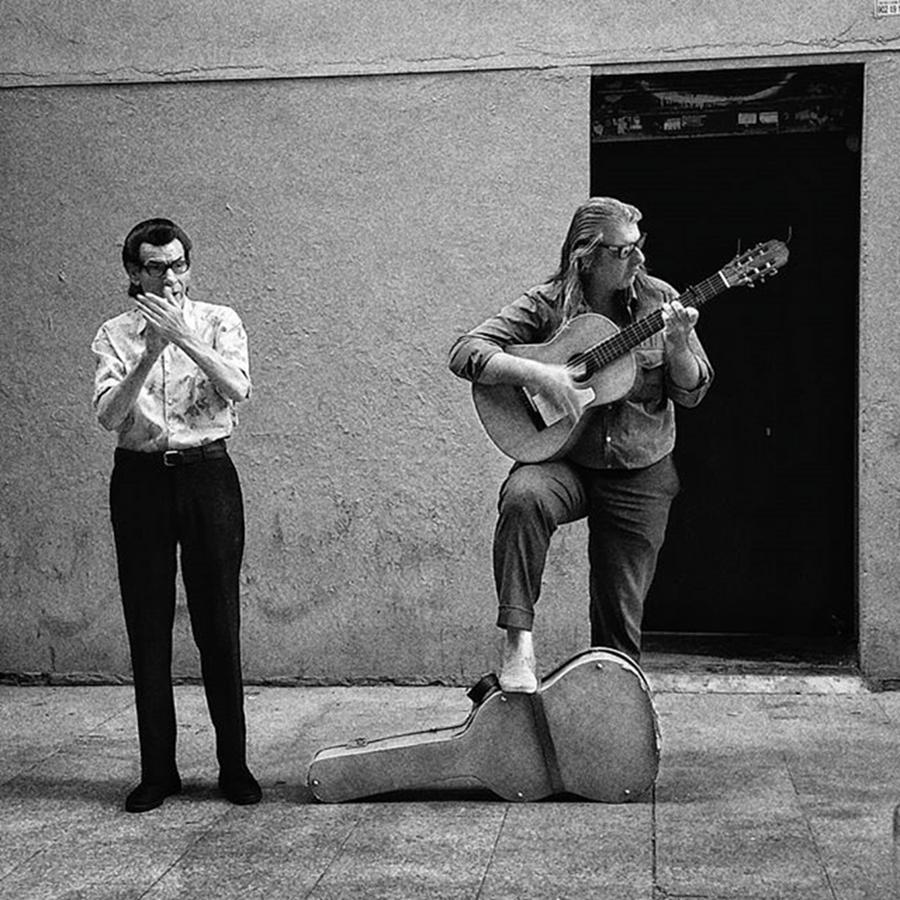 People Photograph - Yves Saint Laurent Is Alive!! #people by Rafa Rivas