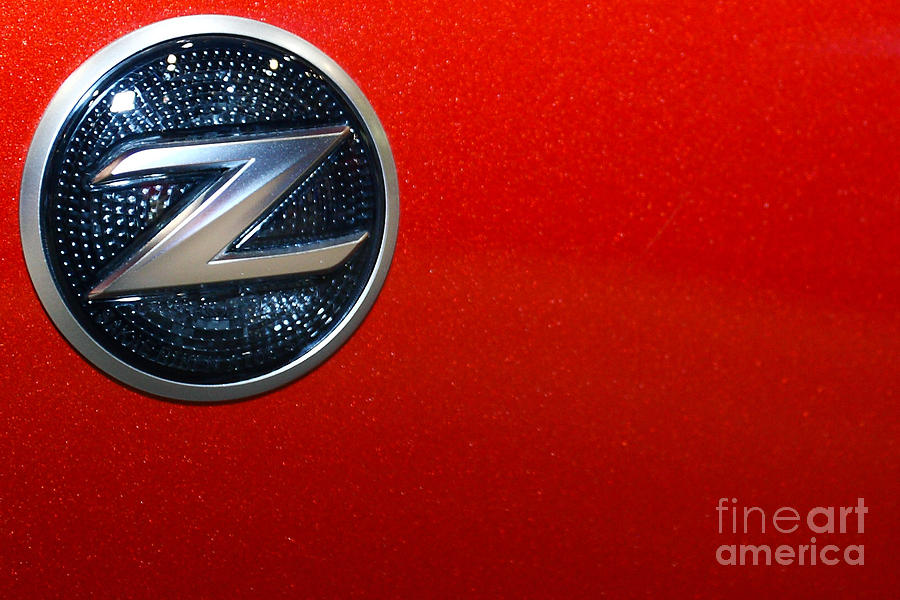 Abstract Photograph - Z X 370 by Alan Look