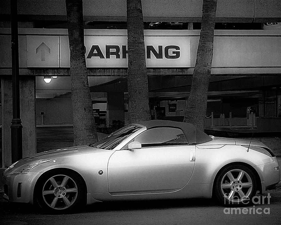 Nissan Photograph - Z Z Z All The Way Home by Arne Hansen