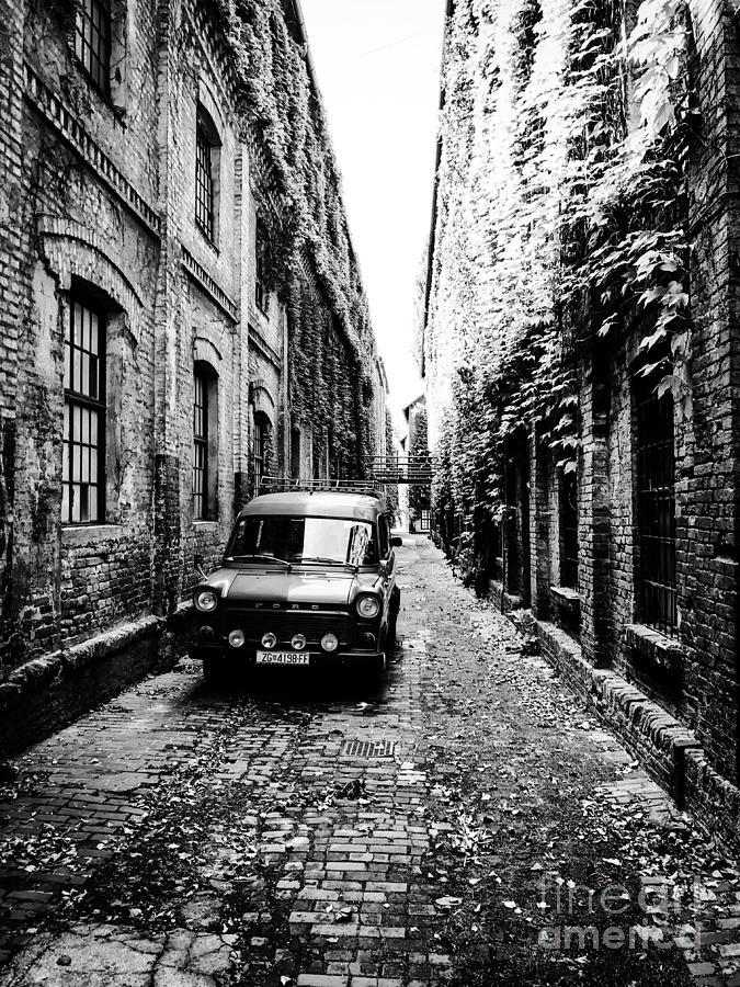 Zagreb alley Photograph by JMerrickMedia