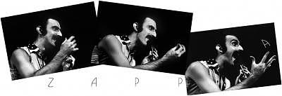 zappa Zapping Photograph by Sam Smith