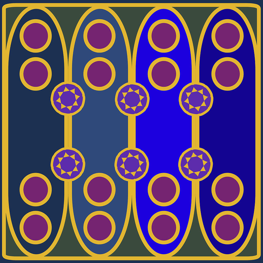 4 Digital Art - Zappwaits 4x4 by Rolf Ebenau