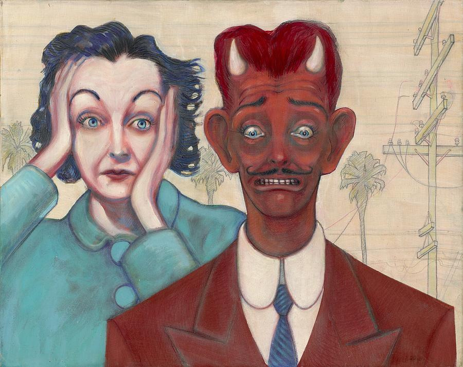 Zasu and Him... by John Reynolds