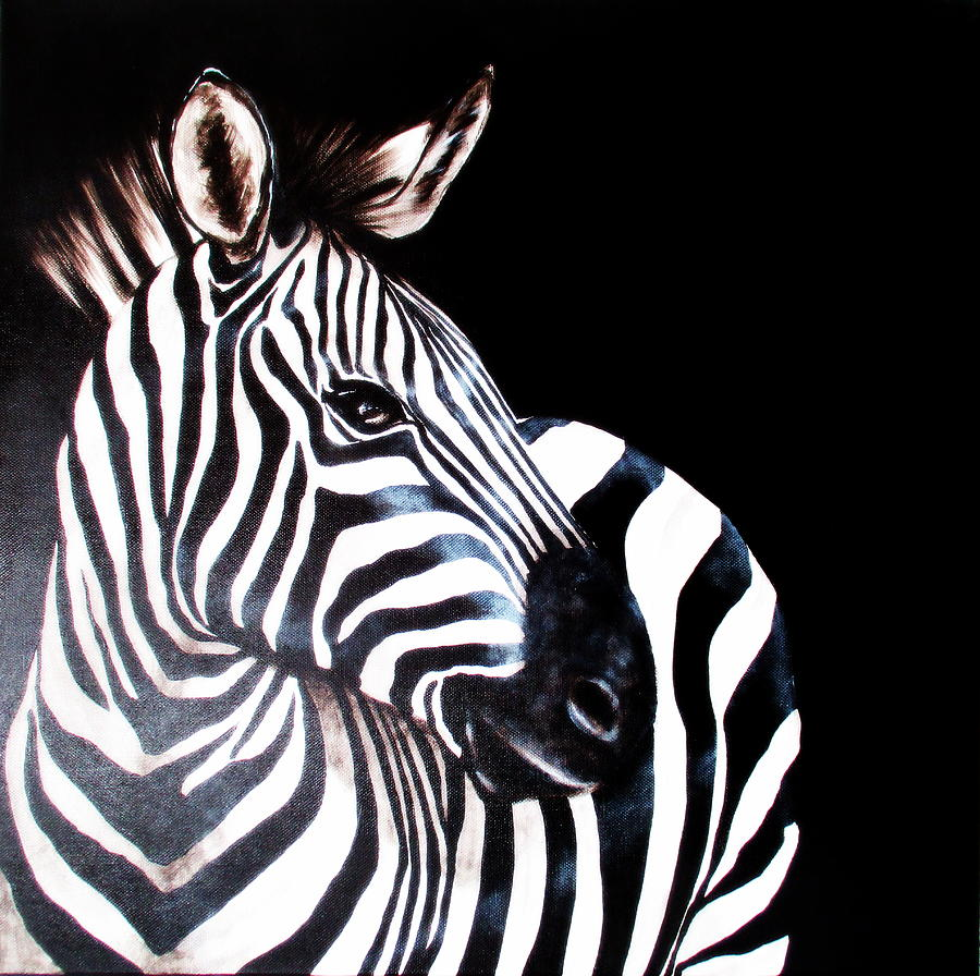 Zebra 2 by Tracey Armstrong