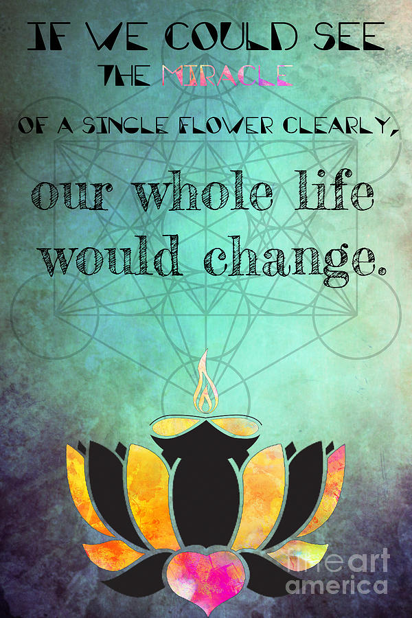 Buddha Digital Art   Zen Art Inspirational Buddha Quotes Happiness Life By  Justyna JBJart