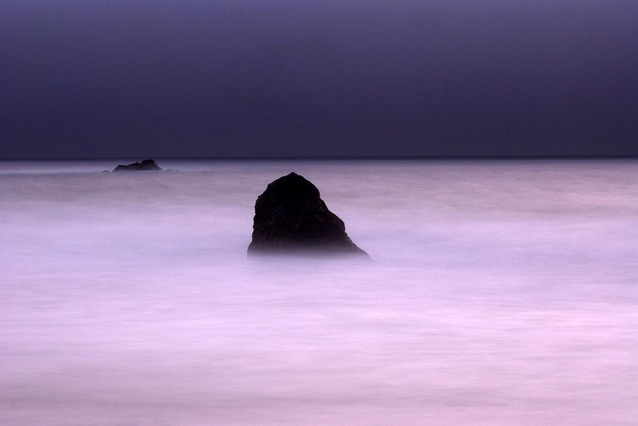 Beach Photograph - zen by Catherine Lau