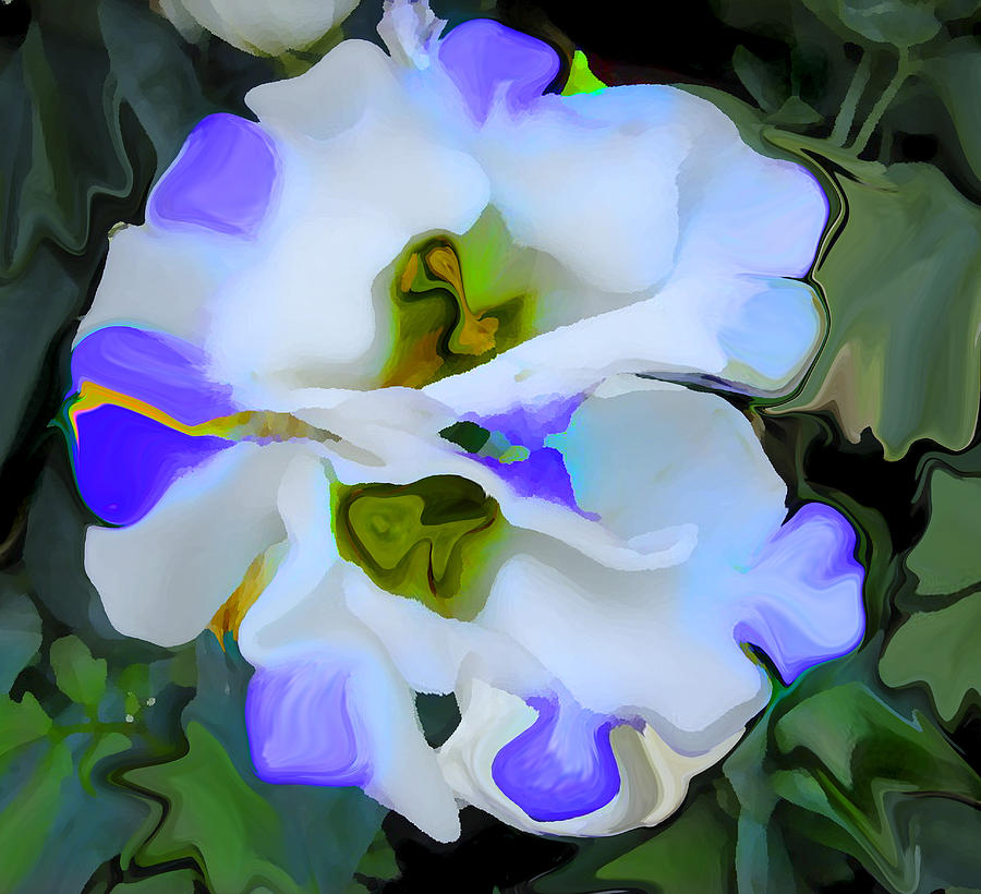 Flower Photograph - Zen Joya Fiore by Robert OP Parrish
