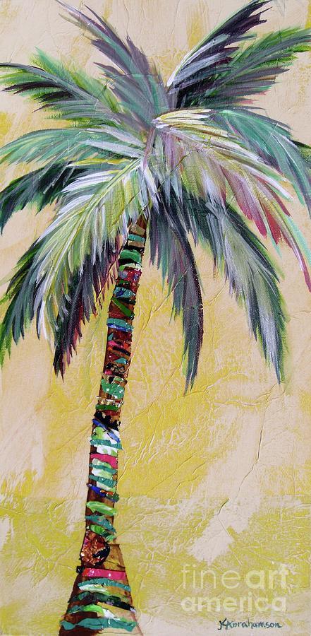 Zest Palm I by Kristen Abrahamson
